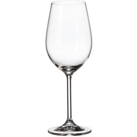 Ποτήρια κρασιού/νερού κρυστάλλινα σετ 6 τεμαχίων  Colibri  350cc Bohemia 0802792